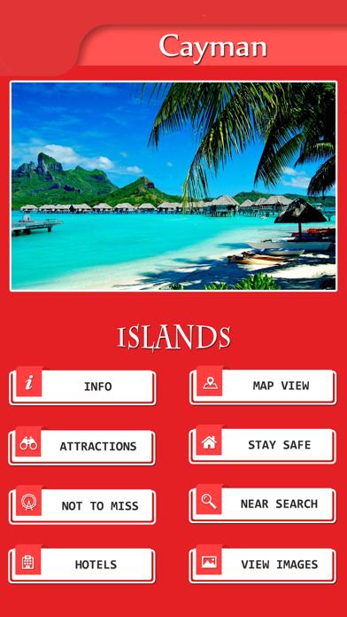 Cayman Island Tourism Guide screenshot two