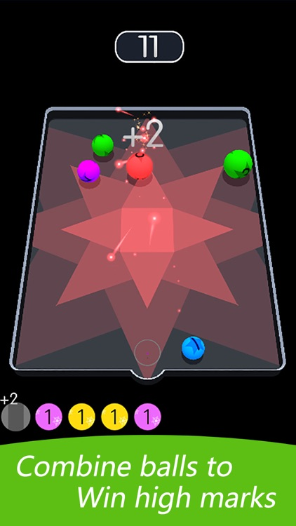 Balls Pool-3D balls Race screenshot-1