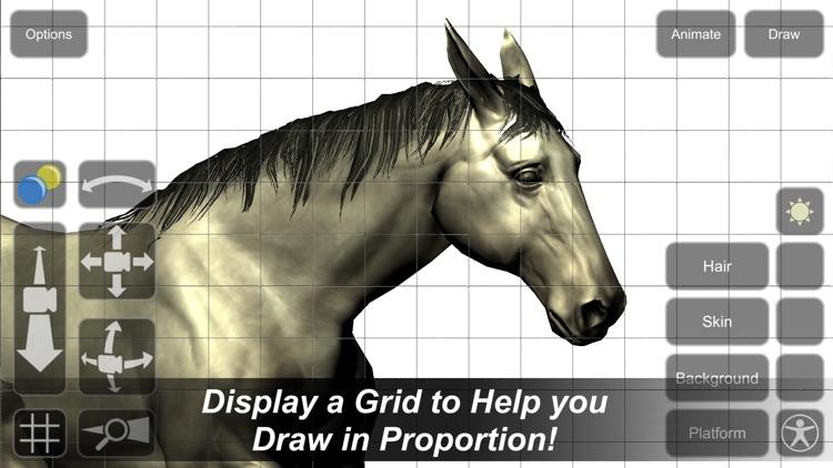 Horse Mannequin screenshot-3