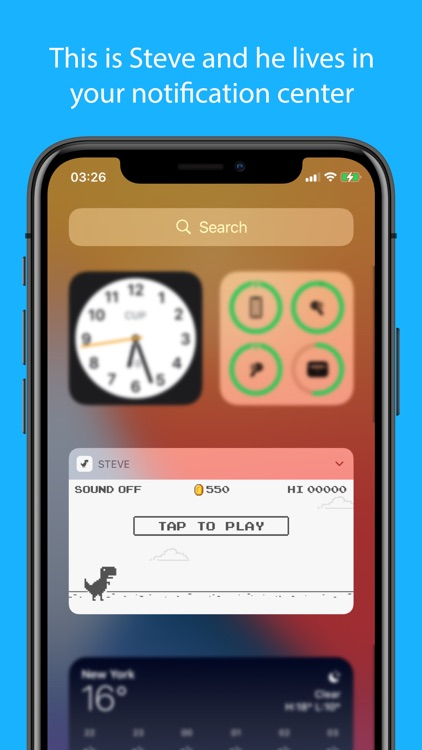 Steve - Widget Game screenshot-0