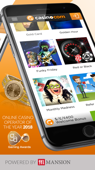 Casino.com Play screenshot two