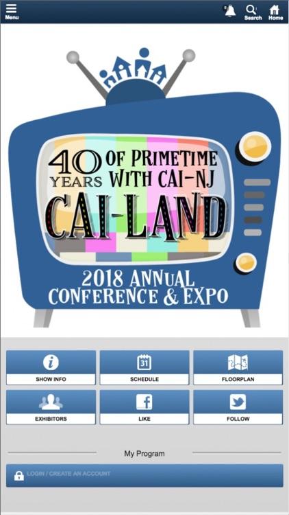 CAI-NJ Expo