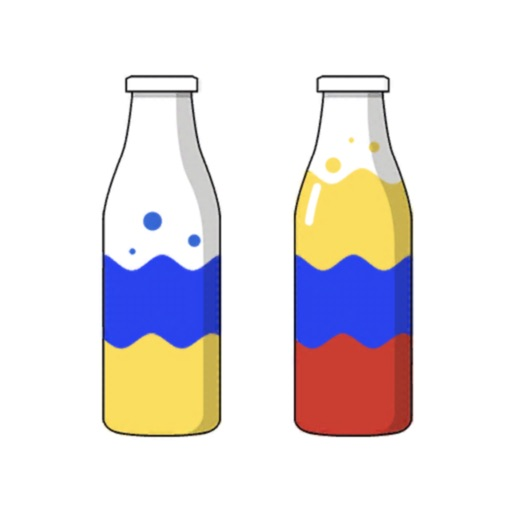 Color Sort Puzzle - Pour Water