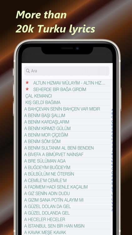 Baglama Tuner screenshot-3