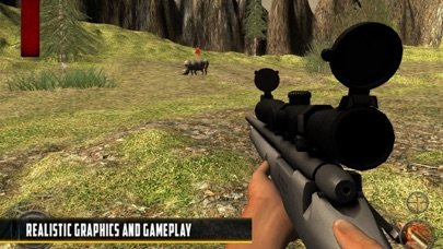 Animals Shooting Sniper Screenshot on iOS