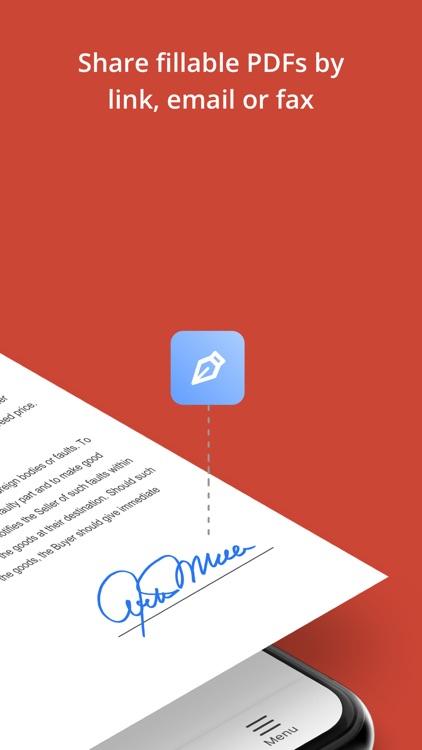 PDFfiller: Edit and eSign PDFs screenshot-7