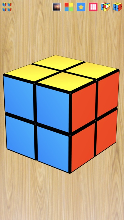 Cube 2x2 screenshot-0