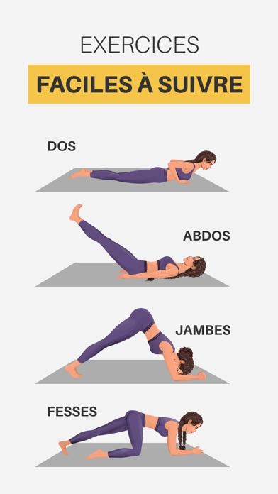 Screenshot #3 pour Yoga-Go - yoga pour maigrir