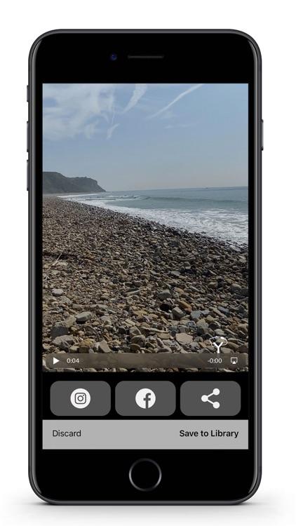 Slingshot Video Filter screenshot-5