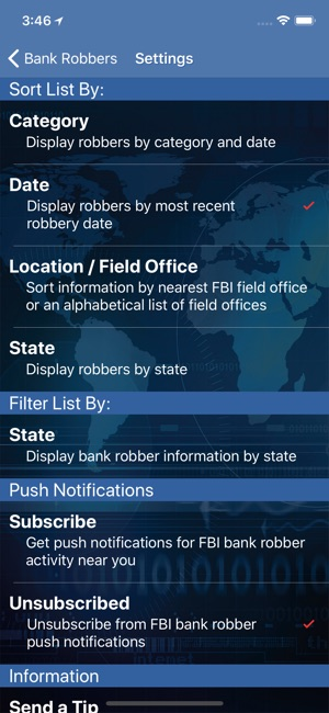 FBI Bank Robbers on the App Store