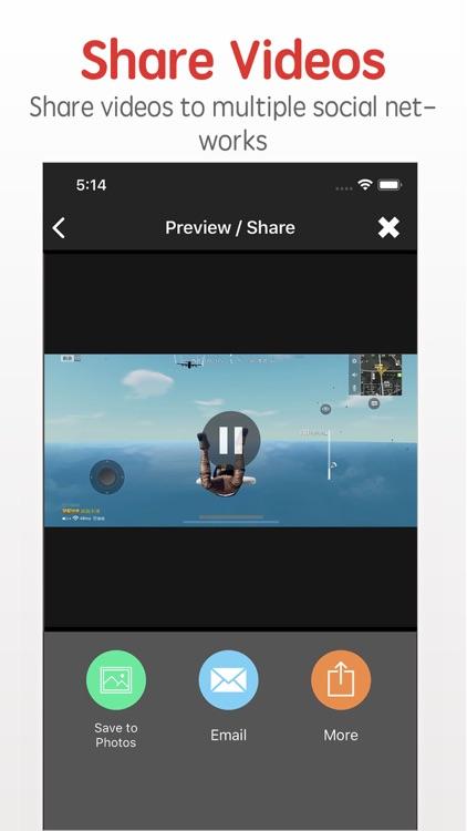 Screen Recorder -Fast Recorder screenshot-5