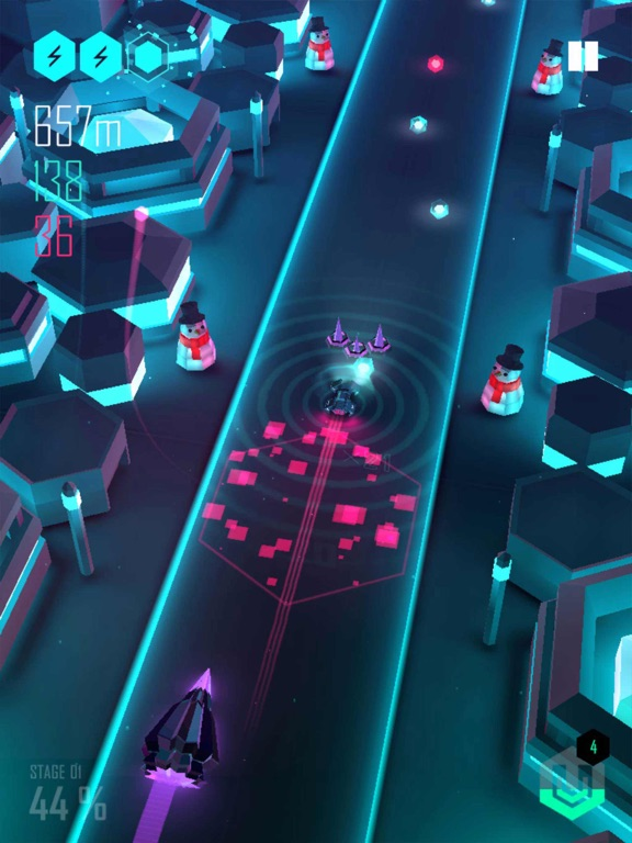 Beat Racer-Beats the world! screenshot 10