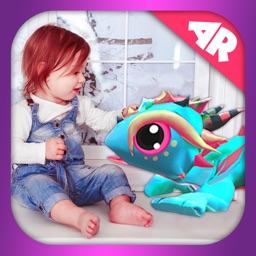 AR Dragon - Virtual Pet Game