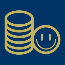 Coinsmile: Happy money tracker