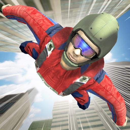 Skyman Stunt Hero 3d