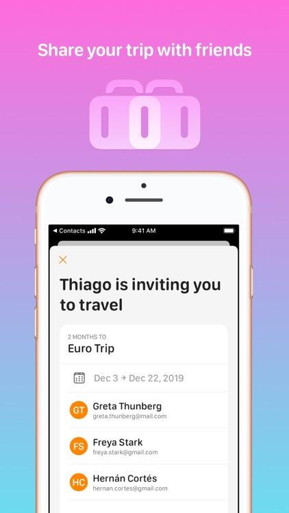 Tripsy: Travel Planner screenshot-8