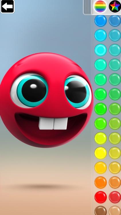 ColorMinis Kids -3D Color Book screenshot-5