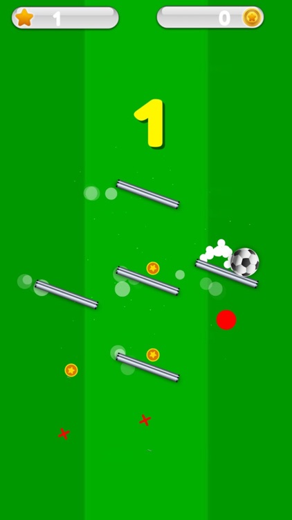 Tap Soccer Football