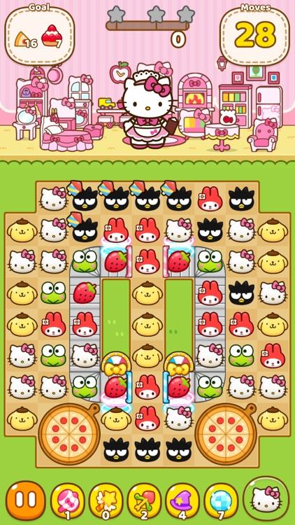 Hello Kitty Friends screenshot-0