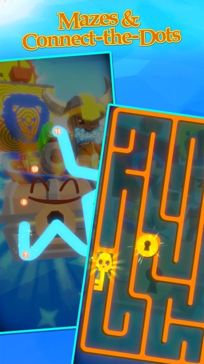 BubbleBeard: Puzzle Pirate screenshot-5