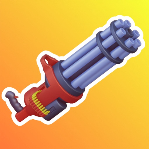 Gun Mixer!