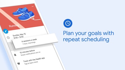 Screenshot for Google Calendar: Time Planner in United States App Store
