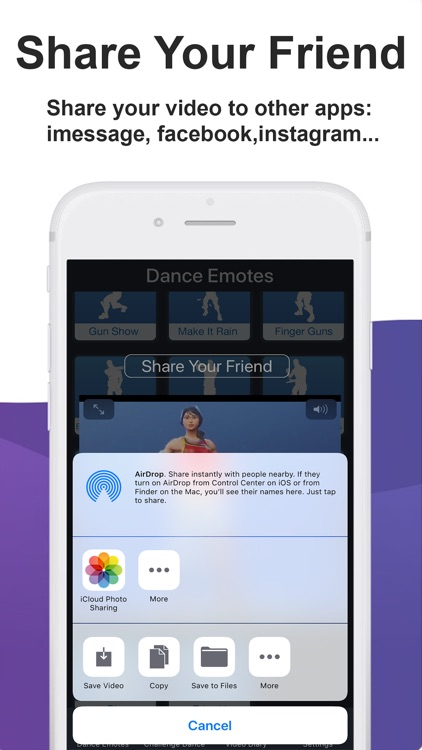 Fortnite: Dance Emotes Dances