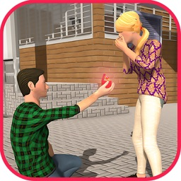 Virtual Girlfriend Love Life