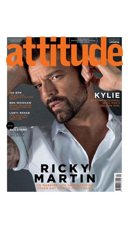 Attitude Magazine.