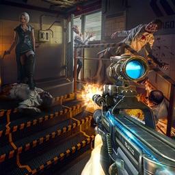 Zombie Shoot Hunter-Gun Killer