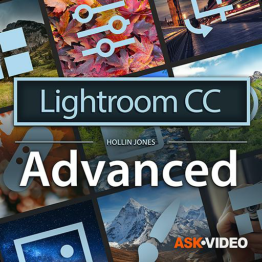 Advanced Course For Lightroom