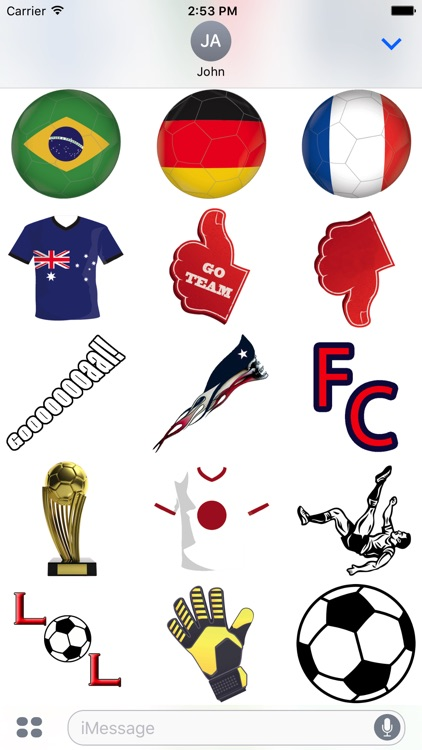 Football Soccer World