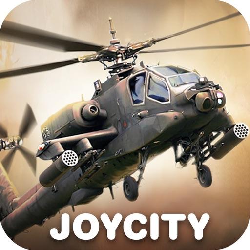 ガンシップ・バトル: ヘリの3D アクションゲーム