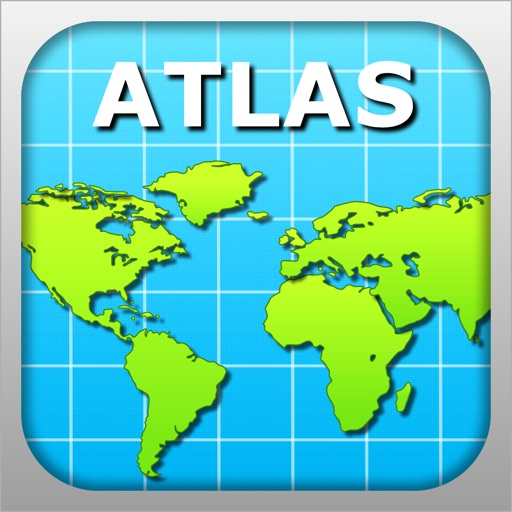 Atlas Geo 2021 Pro: Facts Maps