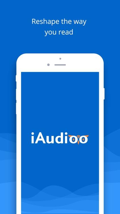 iAudioo screenshot-3
