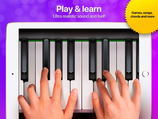 Gismart Piano Free screenshot