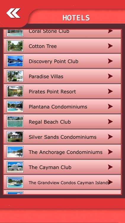 Cayman Island Tourism Guide screenshot-4