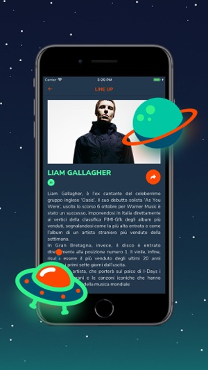 app da itunes straniero