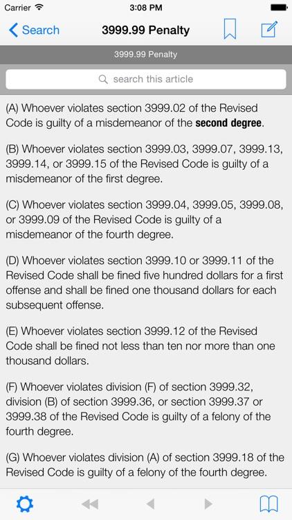 OH Law screenshot-3