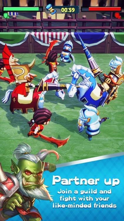 EZ Knight screenshot-4