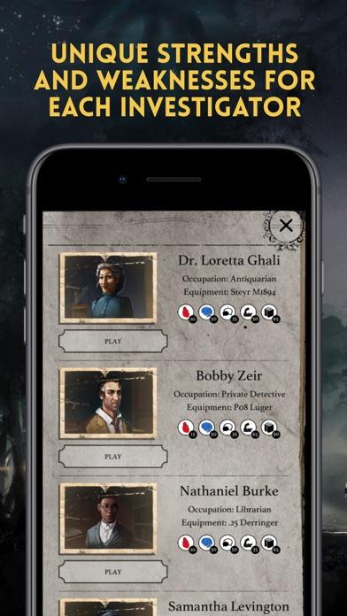 Screenshot 4 Cthulhu Chronicles