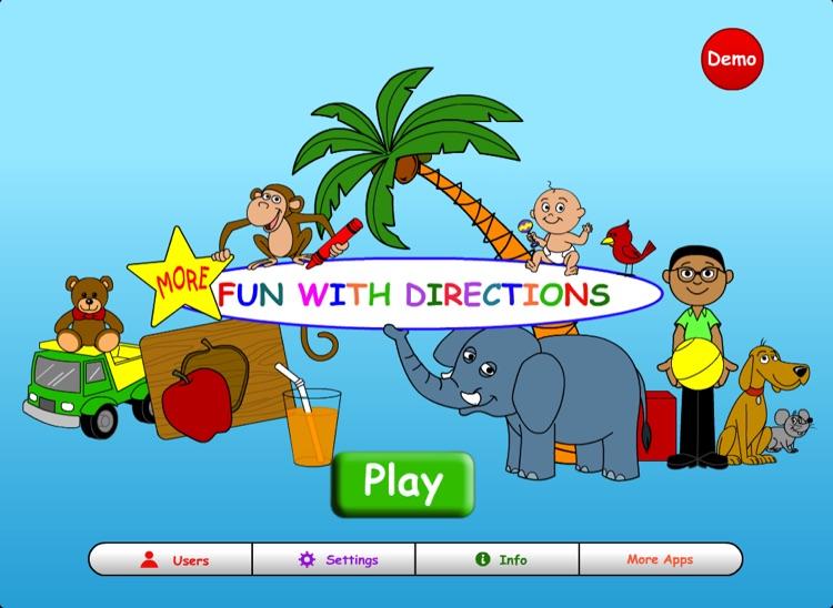 More Fun With Directions HD screenshot-0