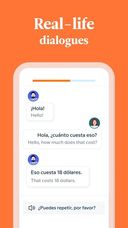 Babbel - Language Learning screenshot-3