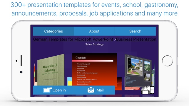 Templates for Powerpoint®