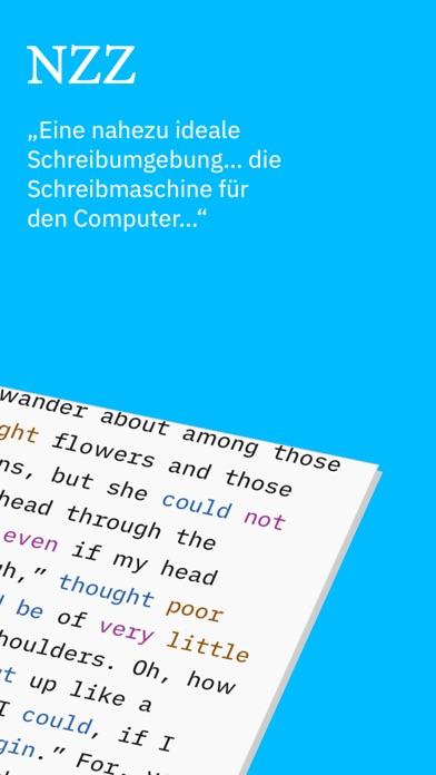 iA WriterScreenshot von 4