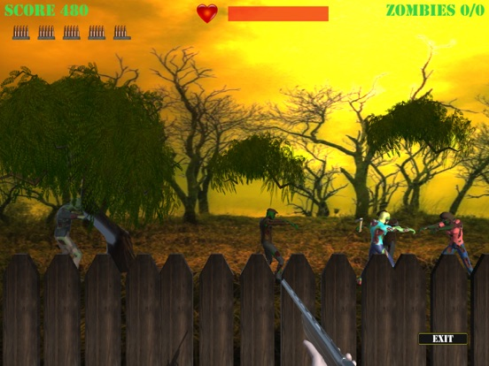 Zombie Attack Shooter Pro screenshot 7