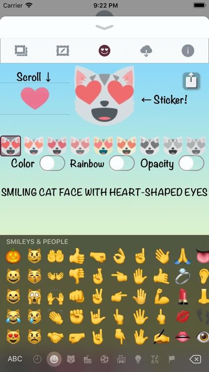 Love Emoji • Stickers screenshot-6