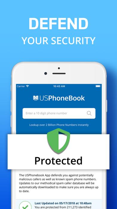 Usphonebook Reverse Caller Id