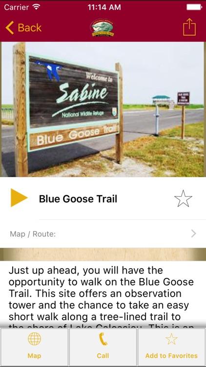 Creole Nature Trail screenshot-3