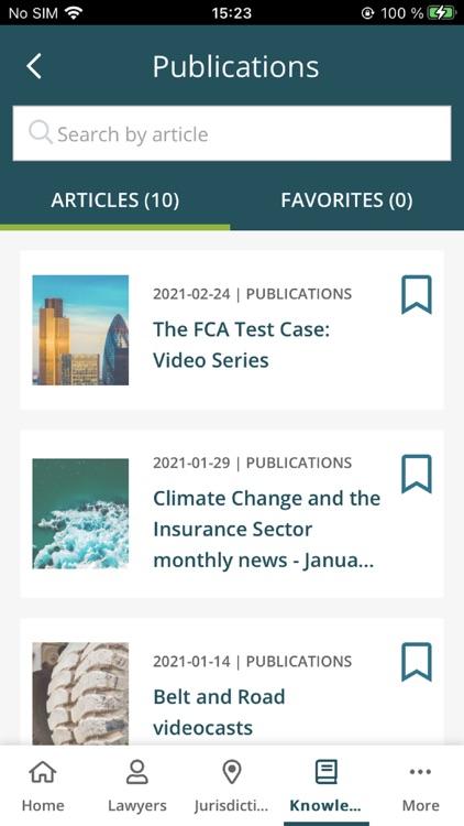 CMS Insurance App screenshot-6